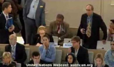 Embedded thumbnail for UTSS response to UN report on albinism